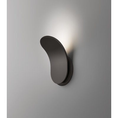 Axo Light -  - Lik AP LED - Design wall light - Nichel matt - LS-AX-APLIKXXXNIXXLED - Warm white - 3000 K - Diffused