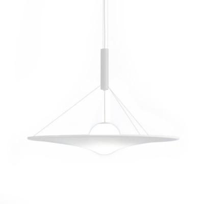 Axo Light -  - Man 120 SP LED - Medium design chandelier - White - LS-AX-SPMAN120GRXXLED - Warm white - 3000 K - Diffused