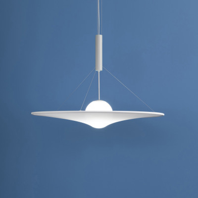 Axo Light -  - Man 70 SP LED - Small design chandelier - White - LS-AX-SPMAN070GRXXLED - Warm white - 3000 K - Diffused