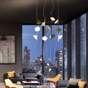 Axo Light -  - Orchid 3 SP LED - Modern chandelier