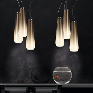 Diesel with Foscarini - Glass Drop