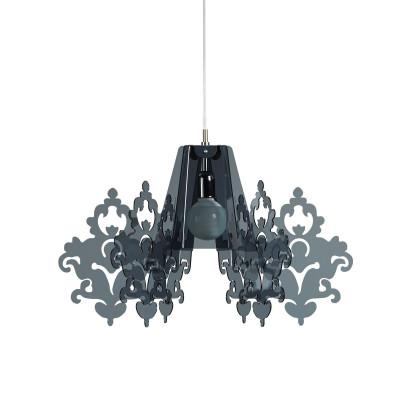 Emporium - Amarilli - Amarilli - Pendant lamp - Fumé - LS-EM-CL481-98