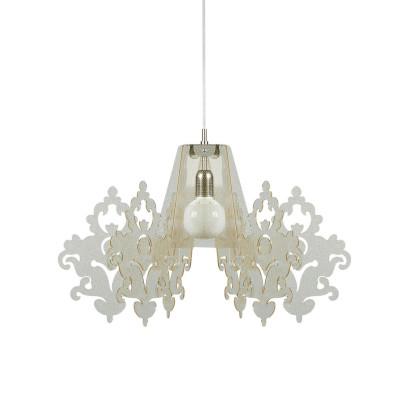 Emporium - Amarilli - Amarilli - Pendant lamp - Texture Gold - LS-EM-CL482-58