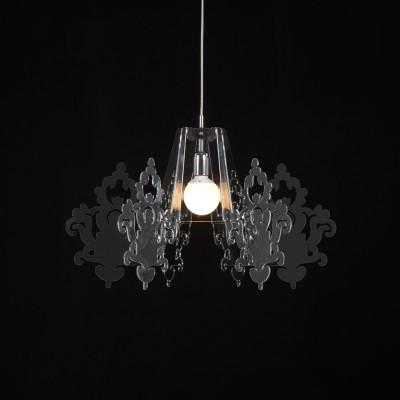 Emporium - Amarilli - Amarilli - Pendant lamp - Transparent - LS-EM-CL481-11