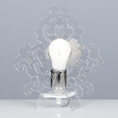 Emporium - Amarilli - Amarilli table - Table lamp - Transparent - LS-EM-CL485-11