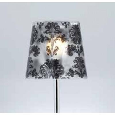 Emporium - Babette - Babette floor - Floor lamp - Black - LS-EM-CL432-05