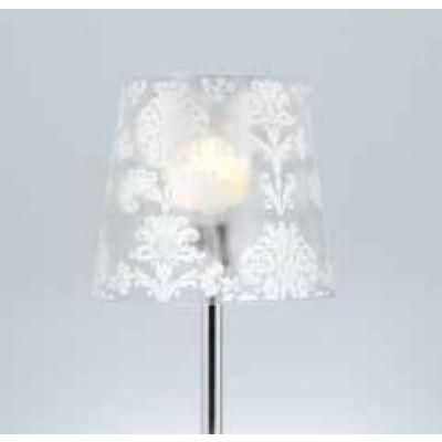 Emporium - Babette - Babette floor - Floor lamp - White - LS-EM-CL432-10