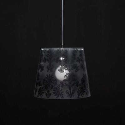 Emporium - Babette - Babette - Pendant lamp S - Black - LS-EM-CL427-05