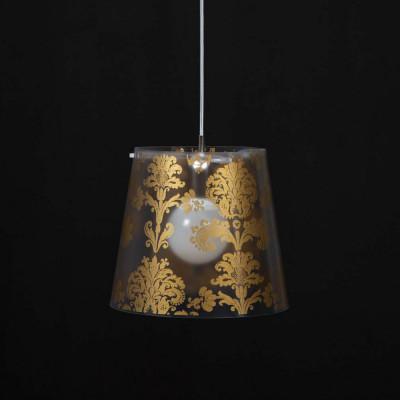 Emporium - Babette - Babette - Pendant lamp S - Gold - LS-EM-CL427-32