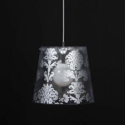 Emporium - Babette - Babette - Pendant lamp S - Silver - LS-EM-CL427-33