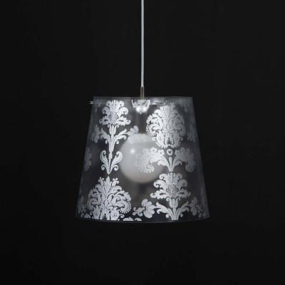 Emporium - Babette - Babette - Pendant lamp S - White - LS-EM-CL427-10