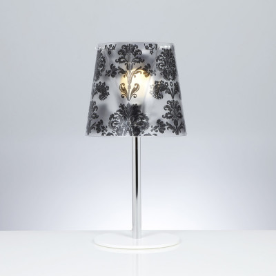 Emporium - Babette - Babette table - Table lamp - Black - LS-EM-CL431-05