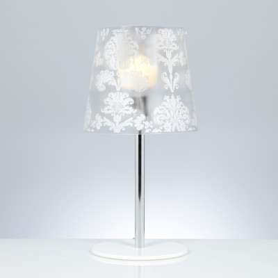 Emporium - Babette - Babette table - Table lamp - White - LS-EM-CL431-10