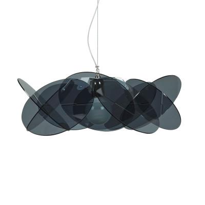 Emporium - Bea - Bea - Pendant lamp - Fumé - LS-EM-CL178-98