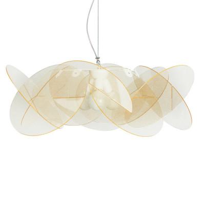 Emporium - Bea - Bea - Pendant lamp - Texture Gold - LS-EM-CL179-58
