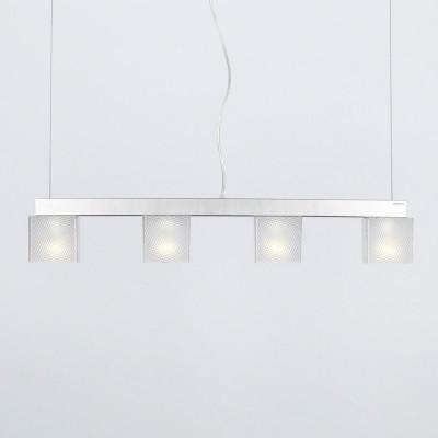Emporium - Didodado - Didodado barra 1 - Pendant lamp - Spectrall texture - LS-EM-CL447-88