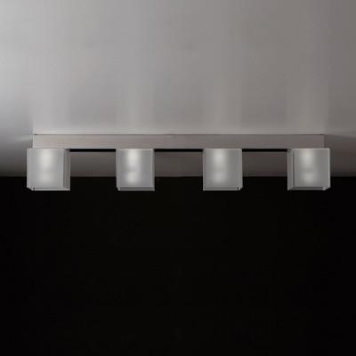 Emporium - Didodado - Didodado barra 2 - Ceiling lamp - Satin white - LS-EM-CL448-12