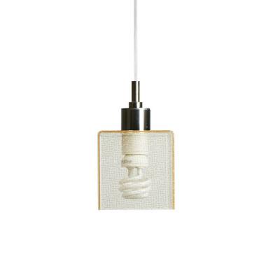 Emporium - Didodado - Didodado - Pendant lamp - Texture Gold - LS-EM-CL409-58