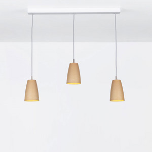 Emporium - Grog - Grog SP 3 - Three lights pendant lamp