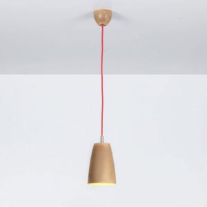 Emporium - Grog - Grog SP S - Suspension lamp made of Legnolene