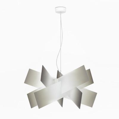 Emporium - Kartika - Kartika B - Pendant lamp - Grey - LS-EM-CL866-91