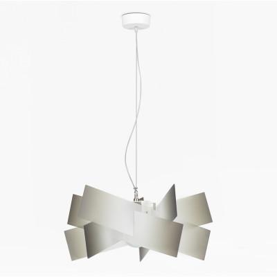 Emporium - Kartika - Kartika S - Pendant lamp - Grey - LS-EM-CL865-91