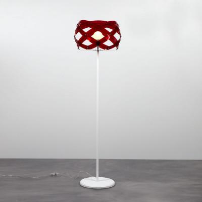 Emporium - Nuclea - Nuclea floor - Floor lamp - Red - LS-EM-CL493-51