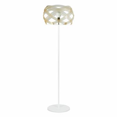 Emporium - Nuclea - Nuclea floor - Floor lamp - Texture Gold - LS-EM-CL494-58