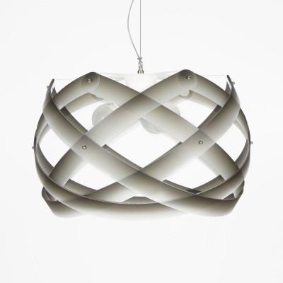 Emporium - Nuclea - Nuclea maxi - Pendant lamp - Grey - LS-EM-CL869-91
