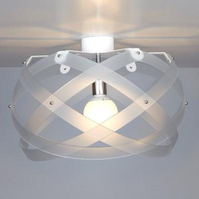 Emporium - Nuclea - Nuclea up B - Ceiling lamp - Satin white - LS-EM-CL454-12