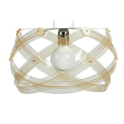Emporium - Nuclea - Nuclea up B - Ceiling lamp - Texture Gold - LS-EM-CL455-58