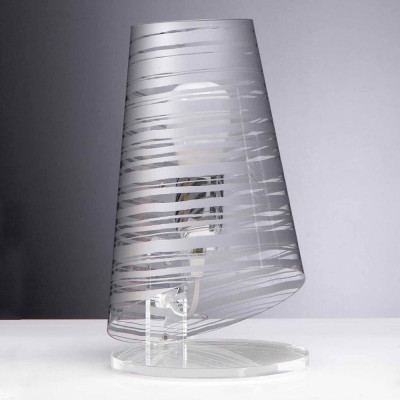 Emporium - Pixi - Pixi mini - Bedside lamp - Silver - LS-EM-CL401-33