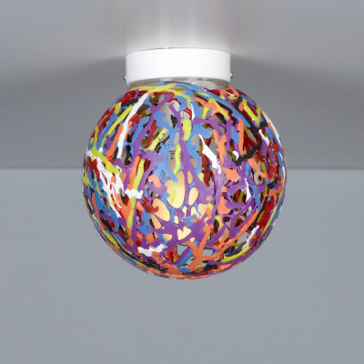 Emporium - Reload - Reload up - Ceiling lamp - Multicolor - LS-EM-CL407-99