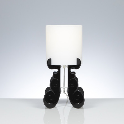 Emporium - Truciolo - Truciolo S - Table lamp - Black - LS-EM-CL189-05