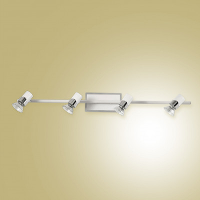 Fabas Luce - Alice - Alice FA 4x - Ceiling light with four spotlight directable - White - LS-FL-2554-80-102