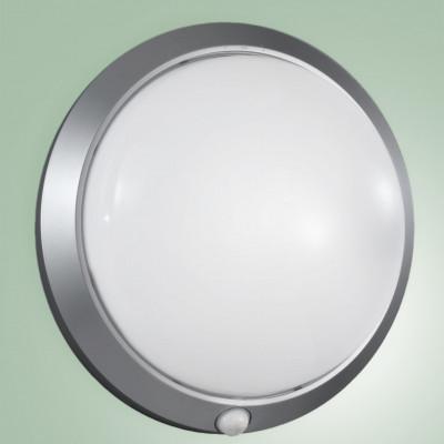 Fabas Luce - Armilla - Armilla AP IP44 - Bathroom lamp - Silver - LS-FL-2796-61-137