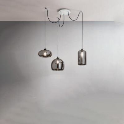 Fabas Luce - Fiona - Fiona SP - Bloe glass chandelier