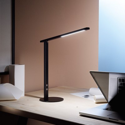 LED Tisch Leuchte Lampe Ideal 1fl Fabas Luce 3550-30-101 dimmbar CCT Steuerung