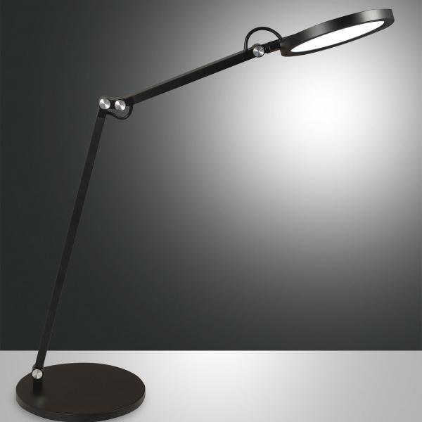 Fabas Luce Regina Tl Led Adjustable, Adjustable Led Desk Lamp