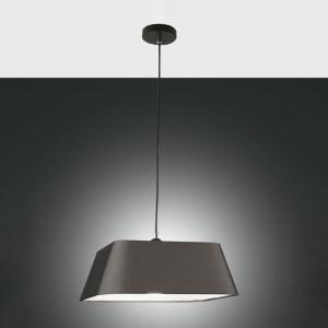 Fabas Luce - Soft - Allegra SP M - Textile chandelier