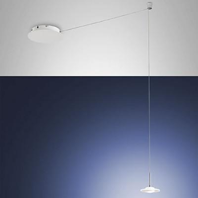 Fabas Luce - Susanna - Susanna LED SP 1L - Design chandelier - None - LS-FL-3444-41-102 - Warm white - 3000 K - Diffused