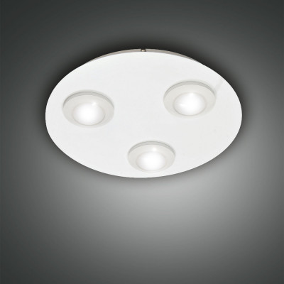 Swan Pl 3 S Round Lights Ceiling Lamp
