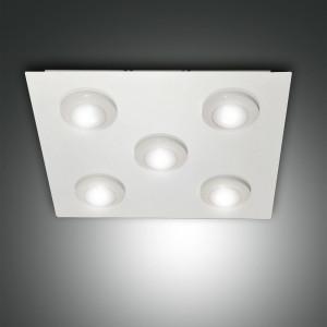 Fabas Luce - Swan - Swan PL 5 M - 5 lights ceiling lamp