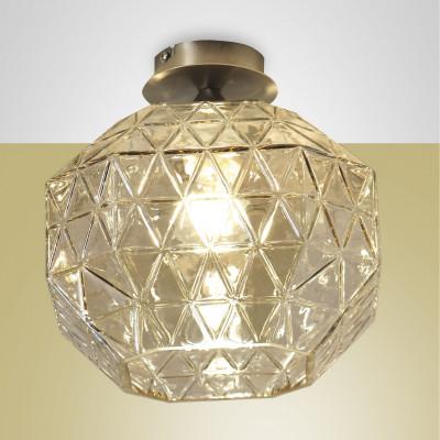 Fabas Luce - Wai - Wai PL - Ceiling light - Amber - LS-FL-3492-61-125