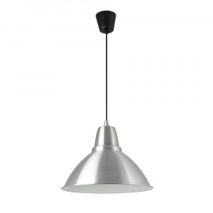 Faro - Indoor - Alluminio - Aluminio SP S - Small suspension lamp made of aluminum