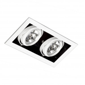 Faro - Indoor - Gingko - Gingko FA 2L - Recessed spotlight with 2 lights