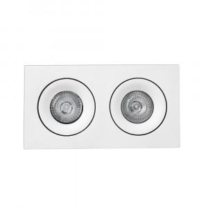 Faro - Indoor - Incasso - Argon FA 2L - LED spotlight with 2 lights