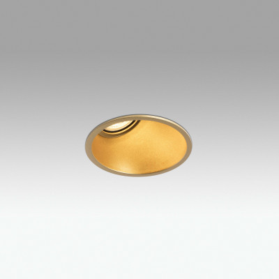 Faro - Indoor - Incasso - Fresh-2 FA RE - Recessed spotlight - Gold - LS-FR-02100603