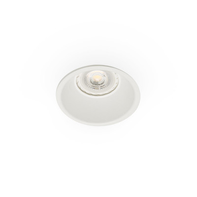 Faro - Indoor - Incasso - Gas FA - Recessed spotlight - White - LS-FR-43404