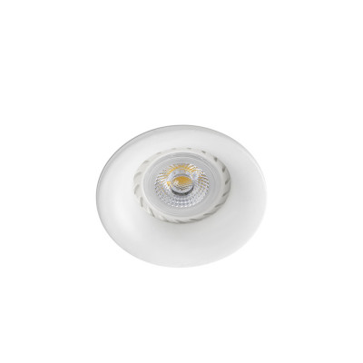 Faro - Indoor - Incasso - Neon FA - Round recessed ceiling and wall spotlight